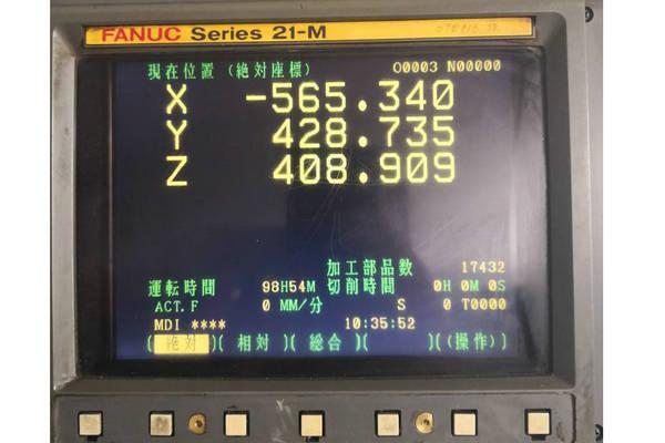 Color LCD de FANUC A61L-0001-0093